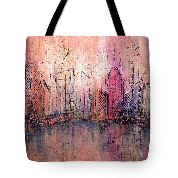 City Of Hope Tote Bag