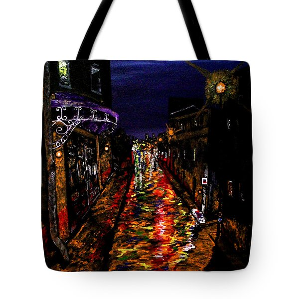 City Of Many Tote Bag by Mark Moore