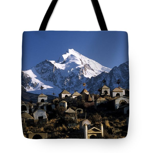City Of The Dead Tote Bag by James Brunker