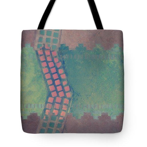City Sidewalks Tote Bag