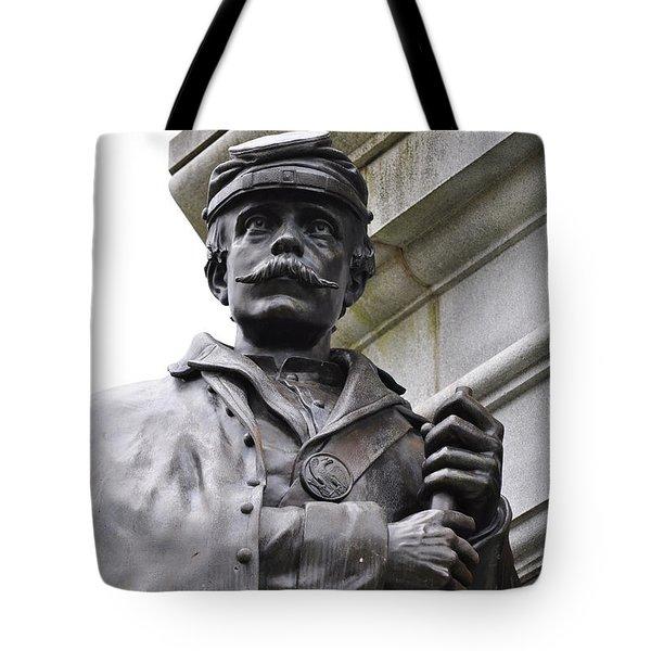 Civil War Memorial Tote Bag