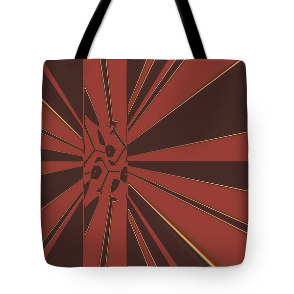 Civilities Tote Bag by Judi Suni Hall