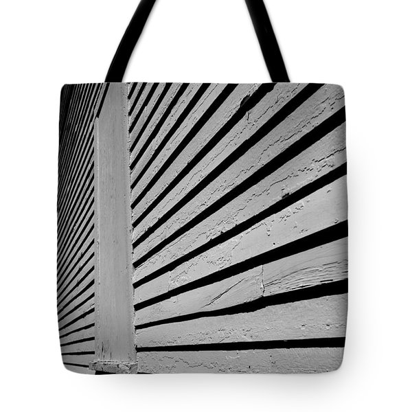 Clapboards Tote Bag