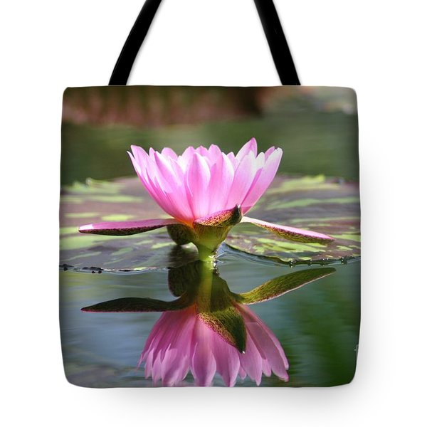 Tote Bag featuring the photograph Clarity by Mary Lou Chmura