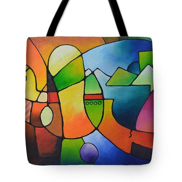 Clarity Of Focus Tote Bag