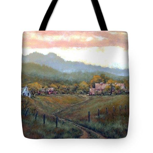 Clark County Farm Tote Bag