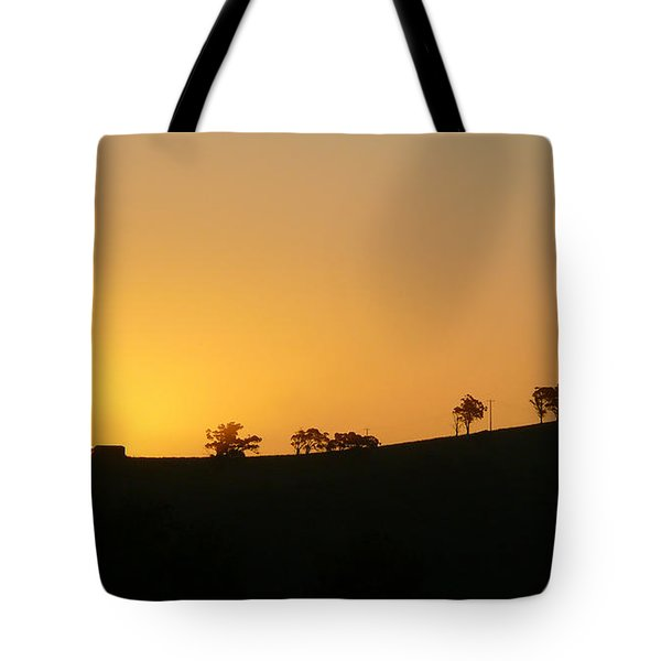 Clarkes Road Tote Bag by Evelyn Tambour