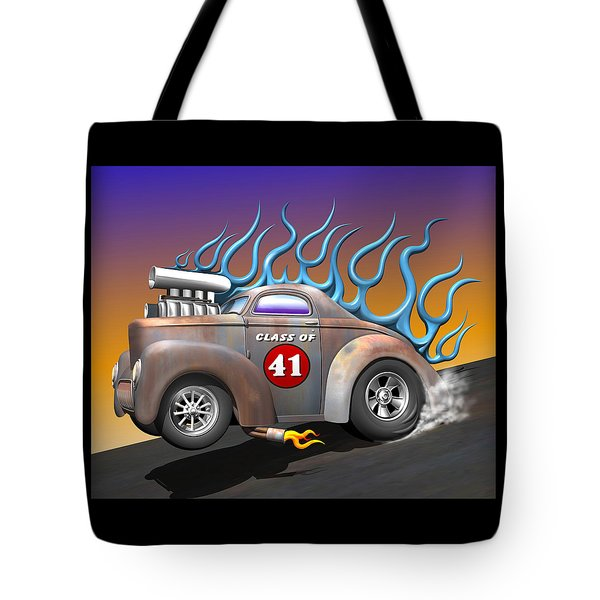 Class Of 41 Tote Bag