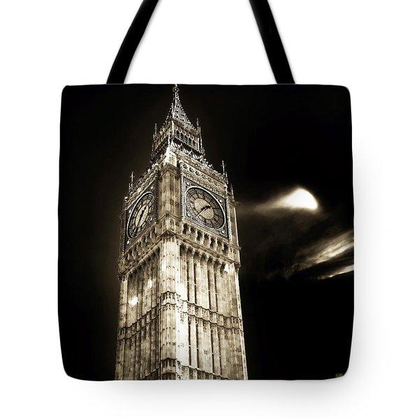 Classic Big Ben Tote Bag