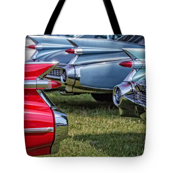 Classic Caddy Fin Party Tote Bag by Edward Fielding