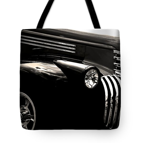 Classic Chevy Truck Tote Bag by Optical Playground By MP Ray