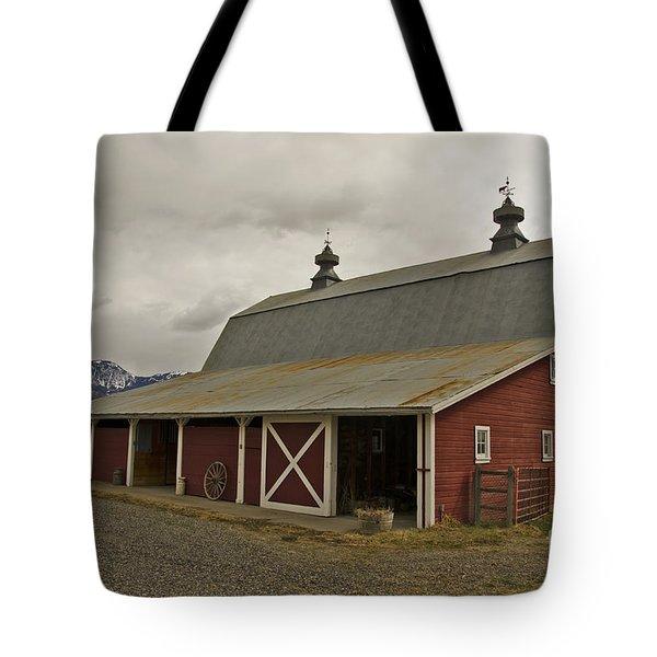 Classic Colorado Country  Tote Bag