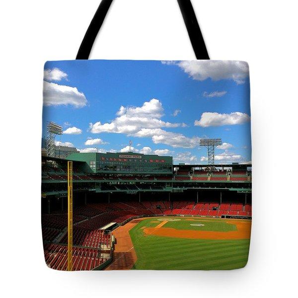 Classic Fenway I  Fenway Park Tote Bag