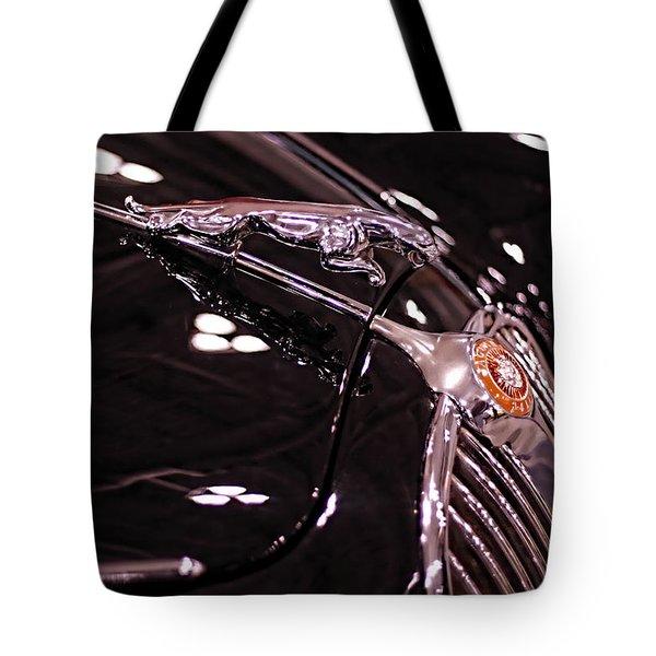 Classic Jaguar Tote Bag