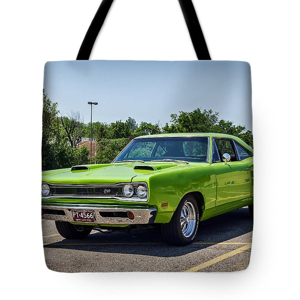Classic Muscle Tote Bag by Sennie Pierson