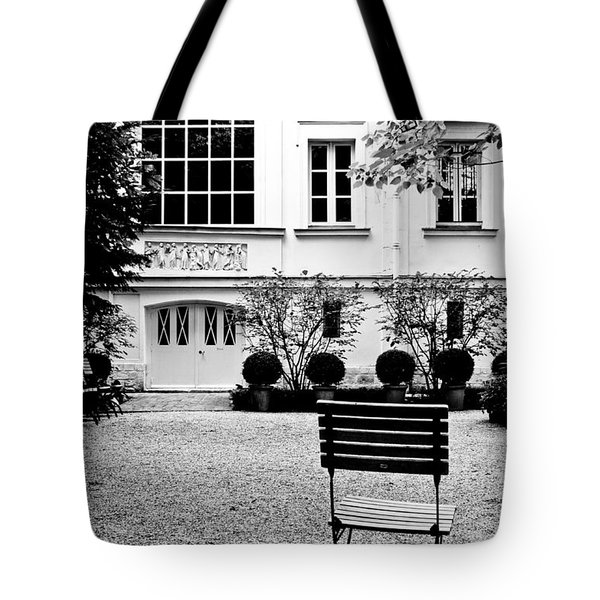 Classic Paris Tote Bag