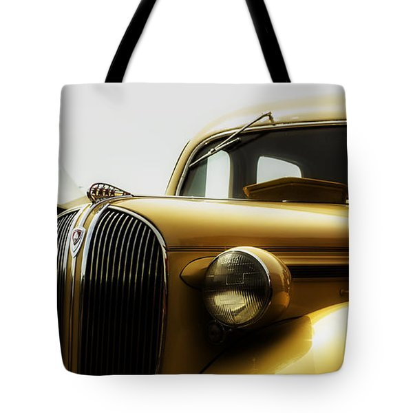 Classic Plymouth Tote Bag