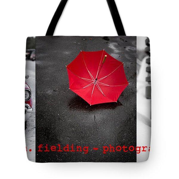 Edward M. Fielding Photography Tote Bag by Edward Fielding