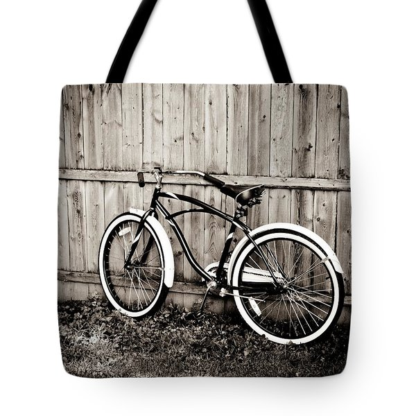 Tote Bag featuring the photograph Classic Ride by Sara Frank