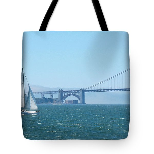 Classic San Francisco Bay Tote Bag