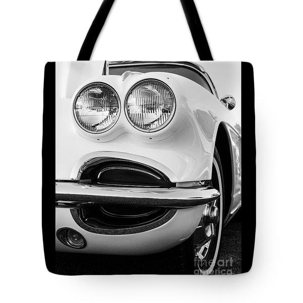 Classic Vette Tote Bag