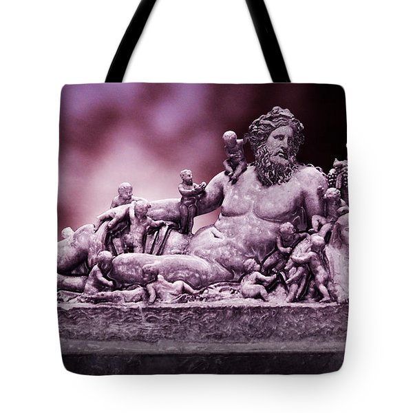 Classical Modernism Conceptual Tote Bag