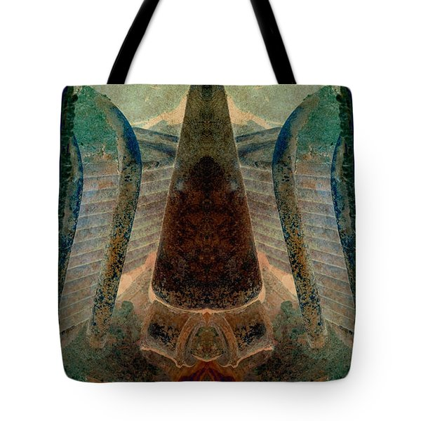 Classified Tote Bag by WB Johnston