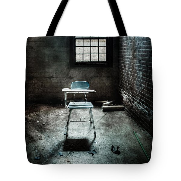 Classroom - School - Class For One Tote Bag by Gary Heller