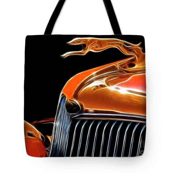 Classy Classic  Tote Bag by Bob Christopher