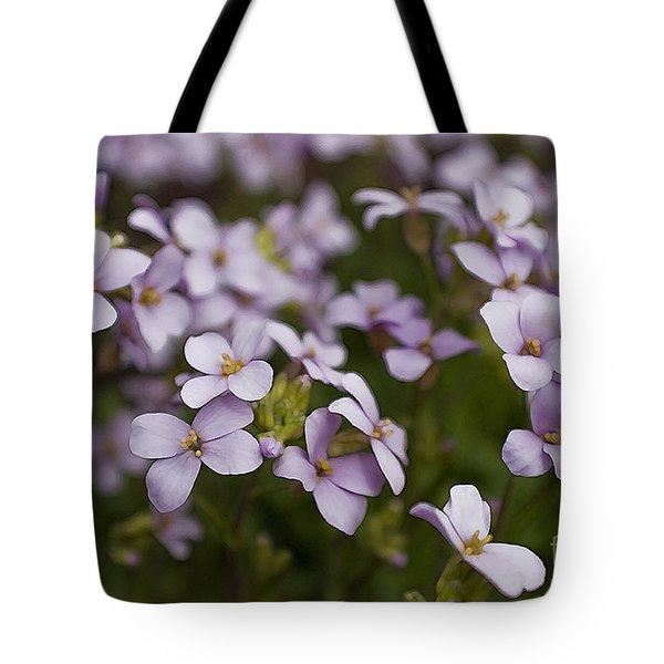 Claude's Aubrieta Tote Bag