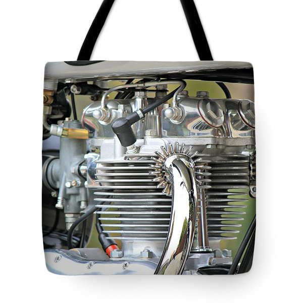 Clean Machine Tote Bag