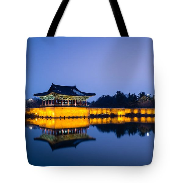 Clear And Beautiful Tote Bag