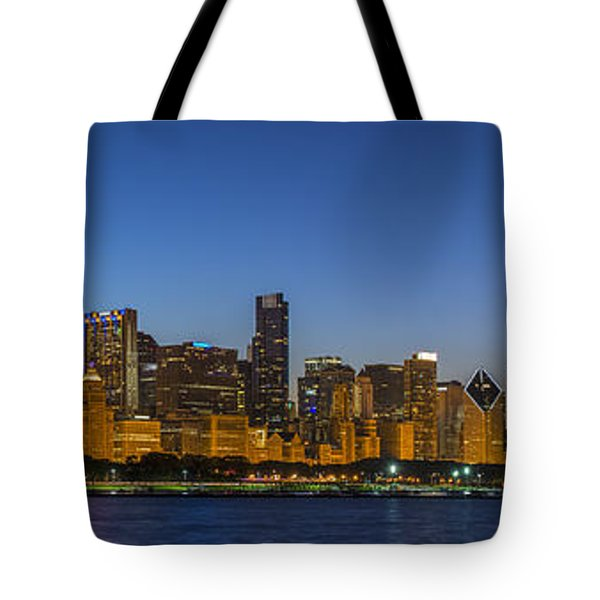 Tote Bag featuring the photograph Clear Blue Sky by Sebastian Musial