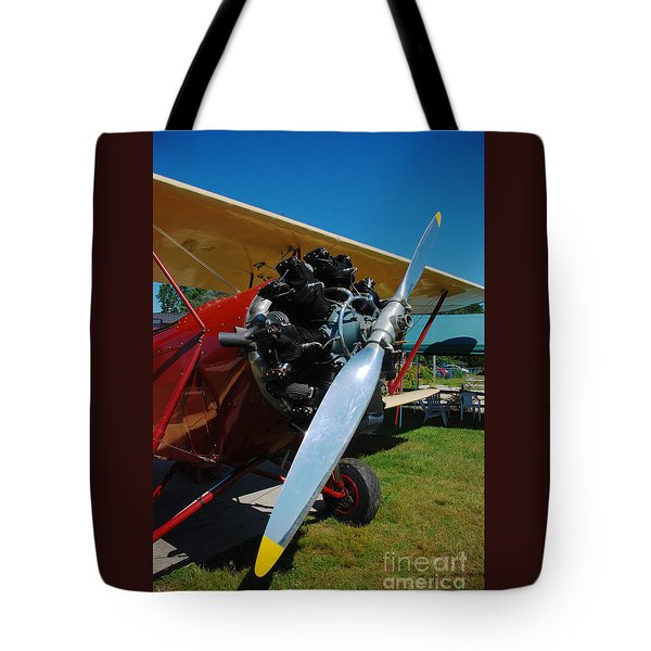 Clear Prop Tote Bag