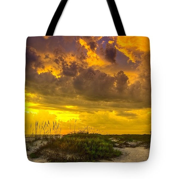 Clearing Skies Tote Bag