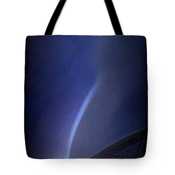 Cleavage Tote Bag by Renee Trenholm