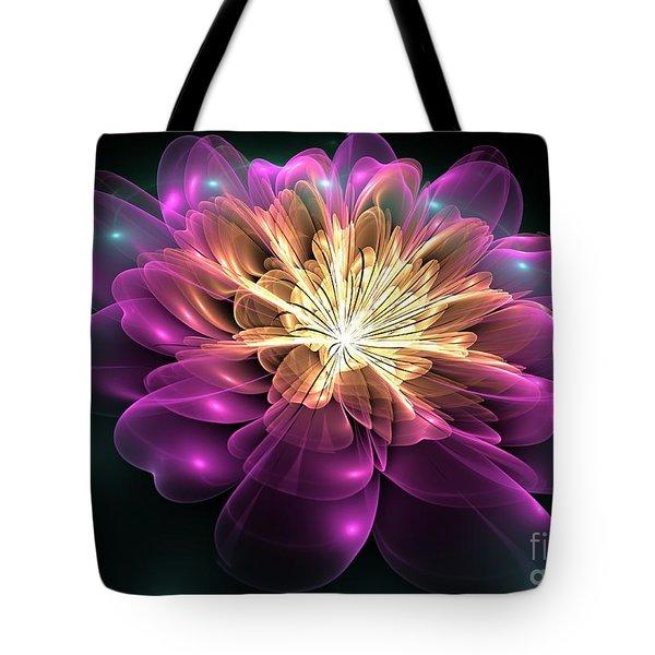 Clematis Magica Tote Bag