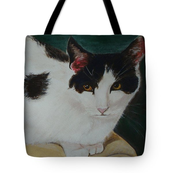 Cleo- Painting Tote Bag