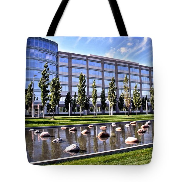 Cleveland Clinic Tote Bag