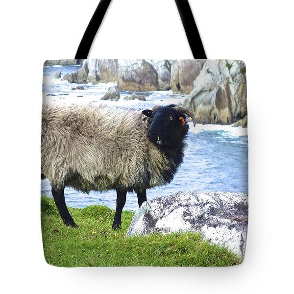 Clew Bay Sheep Tote Bag