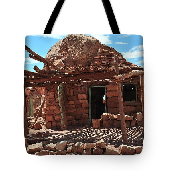 Cliff Dwellers Tote Bag by Jim Hogg
