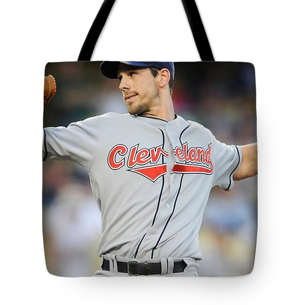 Cliff Lee Tote Bag