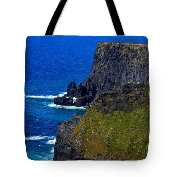 Cliffs Of Moher - Ireland Tote Bag