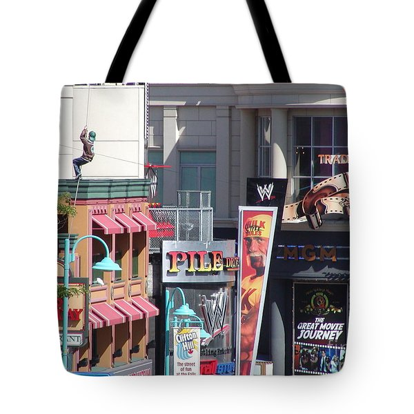 Clifton Hill Canada Tote Bag