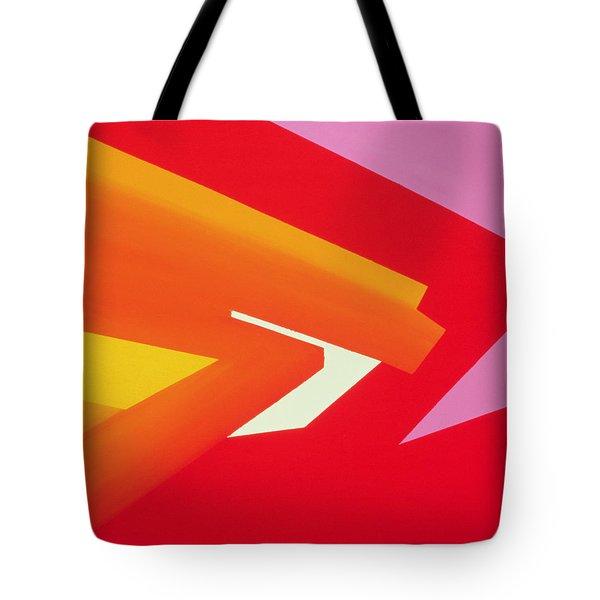 Climax Tote Bag by Izabella Godlewska de Aranda