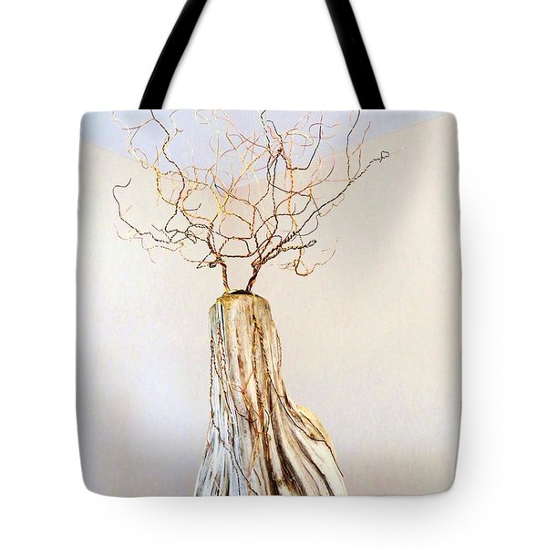 Climb To The Top Tote Bag
