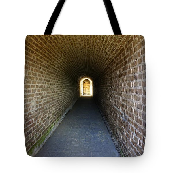 Clinch Hall Tote Bag