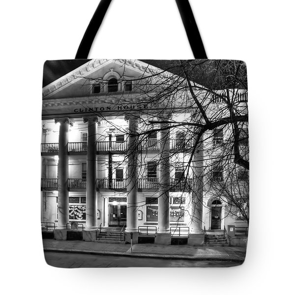 Clinton House Ithaca Tote Bag