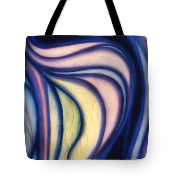 Cloak Tote Bag by Susan Will