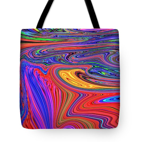 Tote Bag featuring the photograph Cloister by Nick David